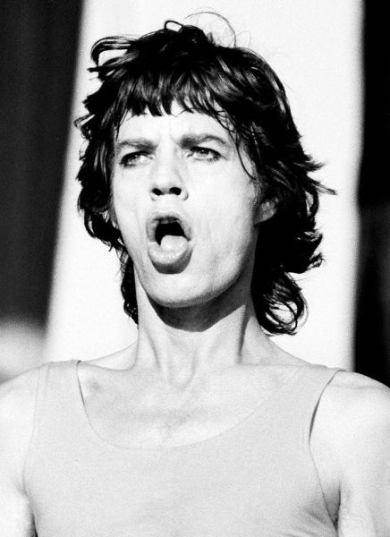 Rolling Stones. Life in Photos (102 pics)
