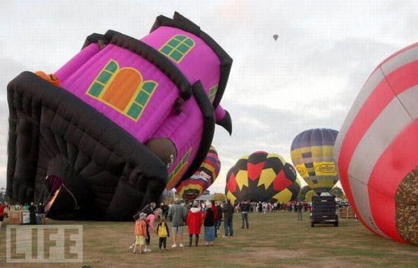 Beautiful Hot Air Balloons (25 pics)