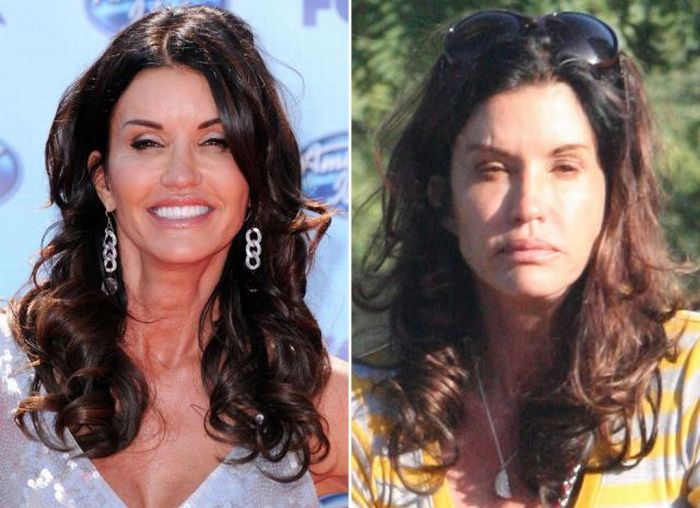 Celebrities Without Make-Up (10 pics)