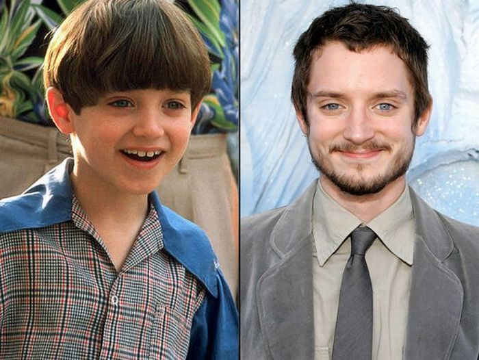 famous kids then and now 46 pics