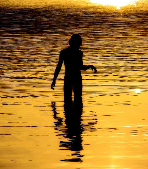 Beautiful Human Silhouettes (31 pics)
