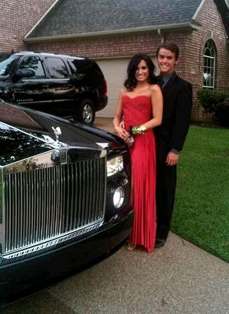Prom Pictures of Famous People (13 pics)