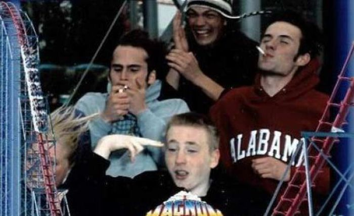 Roller Coaster Fun. Part 2 (47 pics)