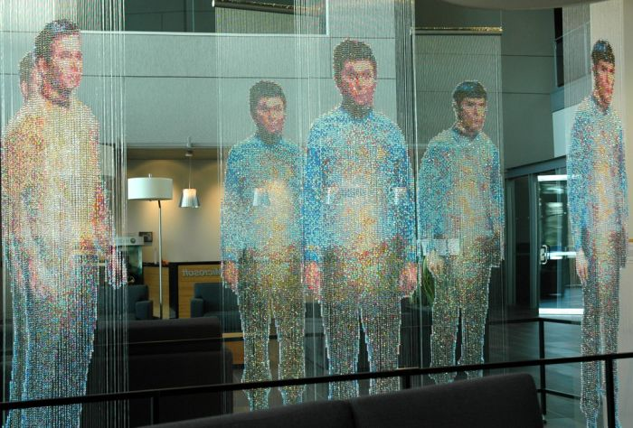 Amazing Star Trek Sculpture (18 pics)