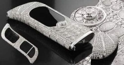 """Le Million"" Piece Unique - The Most Expensive Phone (14 pics)"