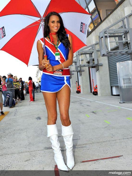 MotoGP Girls (15 pics)