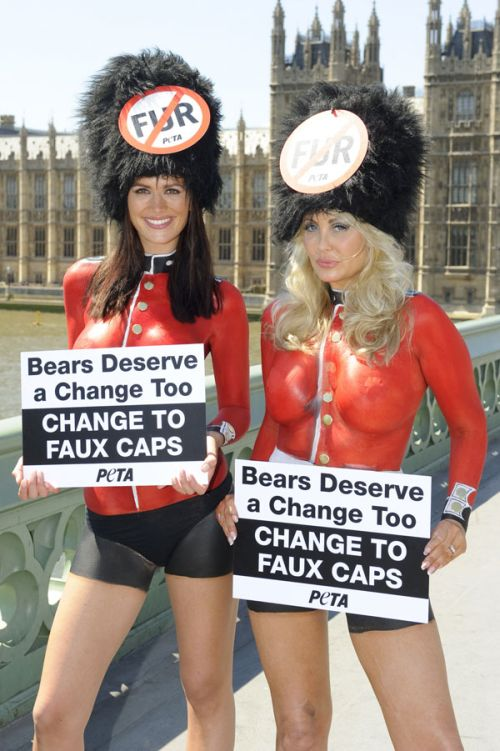 PETA vs Bear Fur (10 pics)
