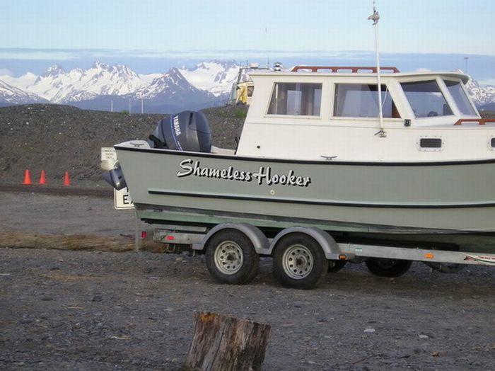 Strange Boat Names (25 pics)