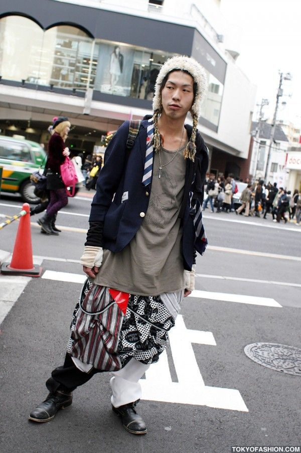 Street Fashion in Tokyo (77 pics)