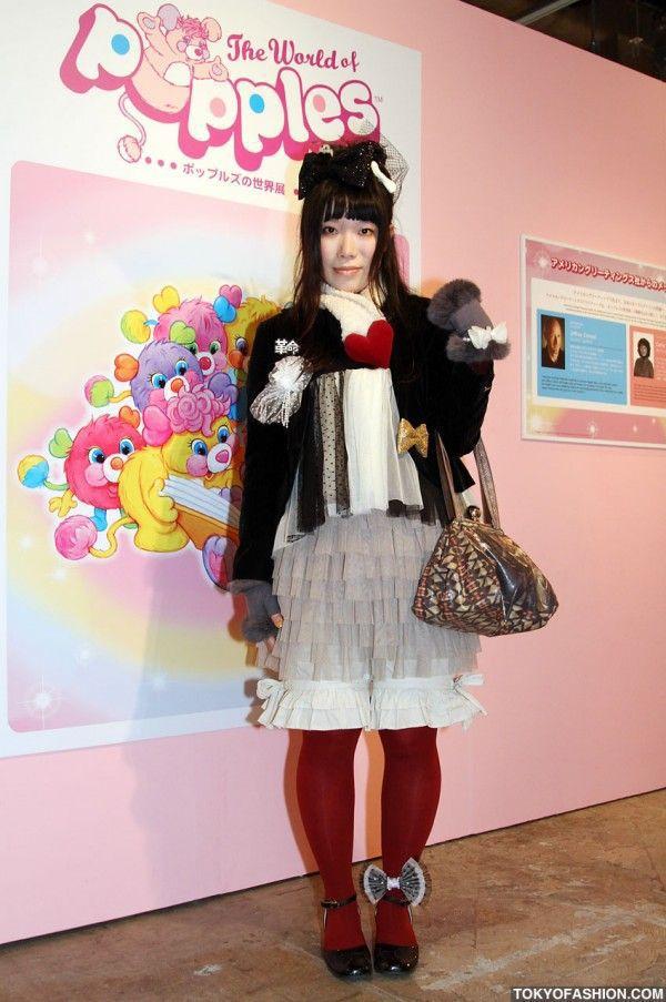 Street Fashion in Tokyo (77 pics)