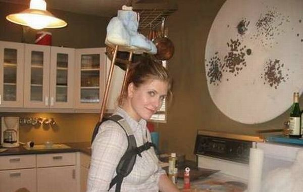 Great Halloween Costume (17 pics)