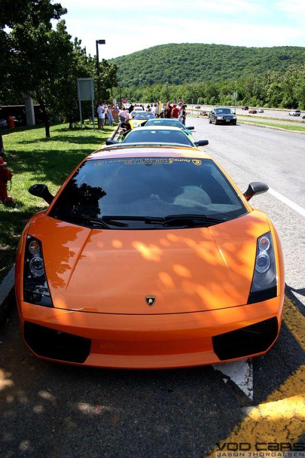 Lamborghini Owners Club Meeting (36 pics)