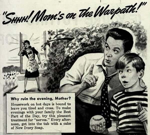 Sexist Vintage Ads (24 pics)