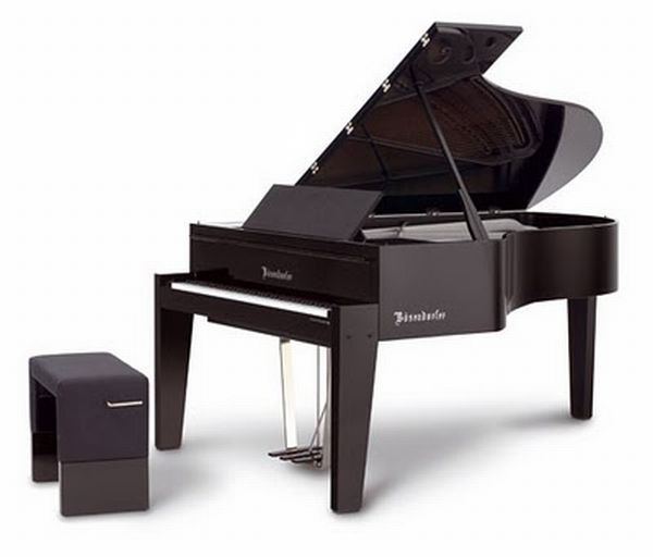 Unusual piano designs 18 pics for Piano diviso