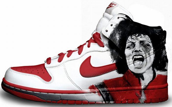 Custom Designed Sneakers (26 pics)