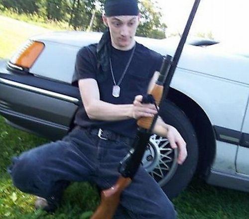 Guns (24 pics)