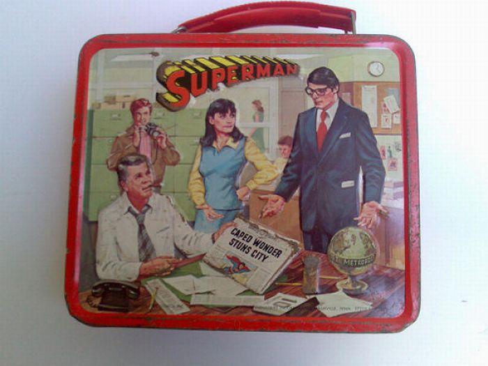 Retro Lunchboxes (78 pics)