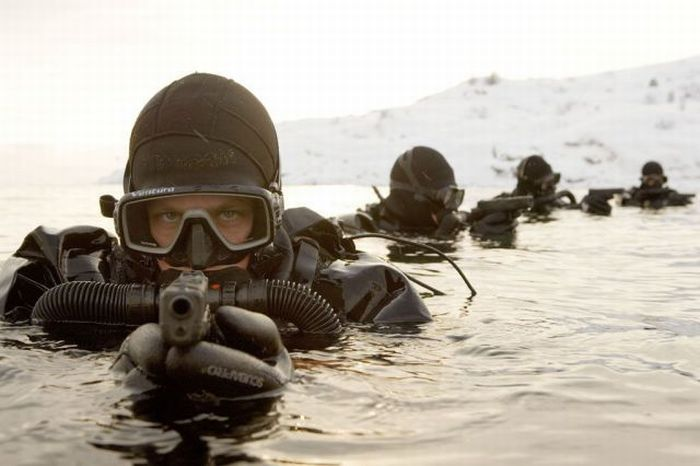Special Forces Around the World (54 pics)