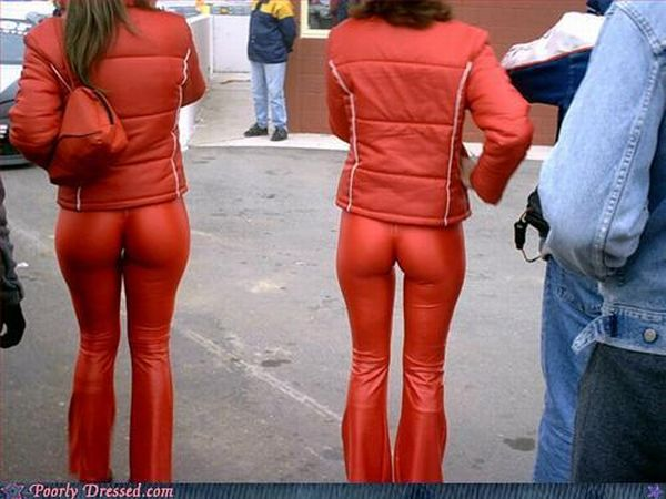 Strange Dressed People (80 pics)