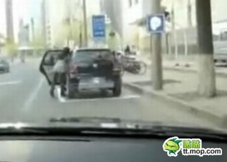 Fake Parking Spaces in China (8 pics)