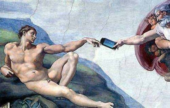 Modern Remakes of Classic Paintings (45 pics)