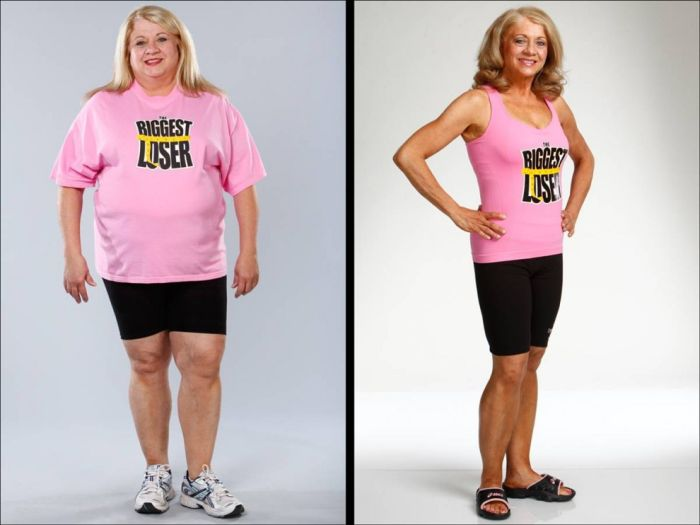Biggest Loser Before and After Before And After Weight Loss Biggest Loser