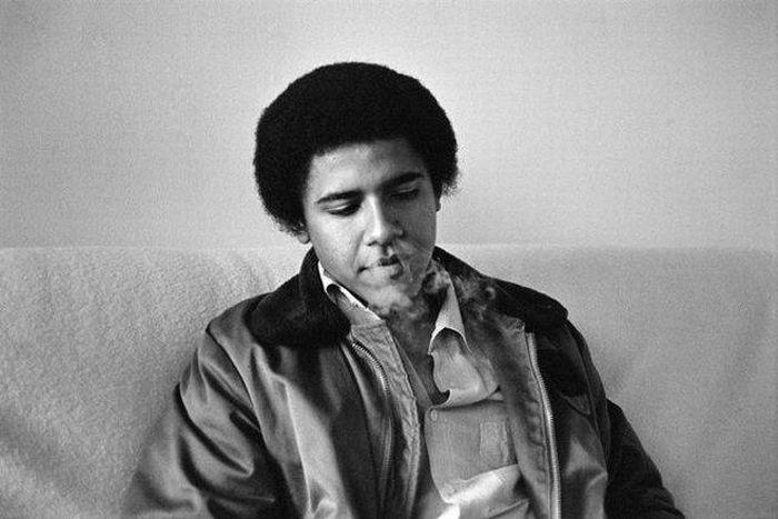 Rare Photos of Barack Obama (20 pics)