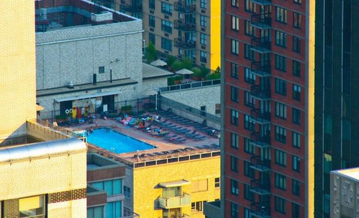 Rooftops of Rich People (20 pics)