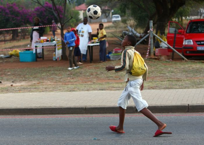 World Cup Fever Hits South Africa (32 pics)