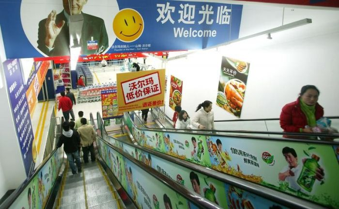 American Culture in China (24 pics)