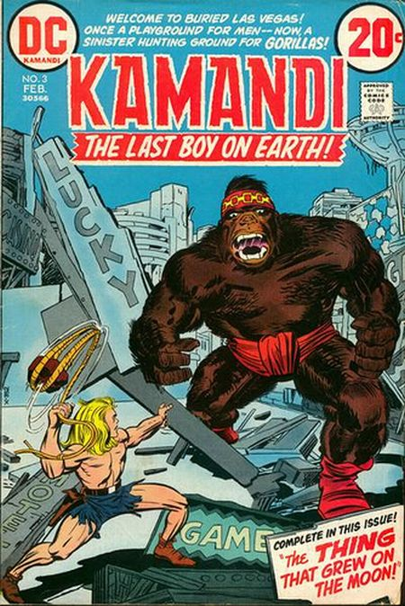 Awesome Monkey Comic Book Covers (21 pics)