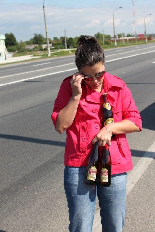Beer Truck Fail (6 pics)