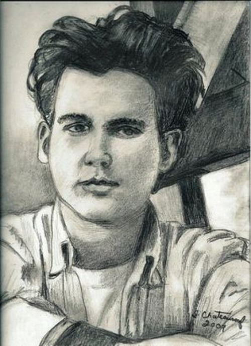 Awful Celebrity Portraits Drawn By Their Fans (102 pics)