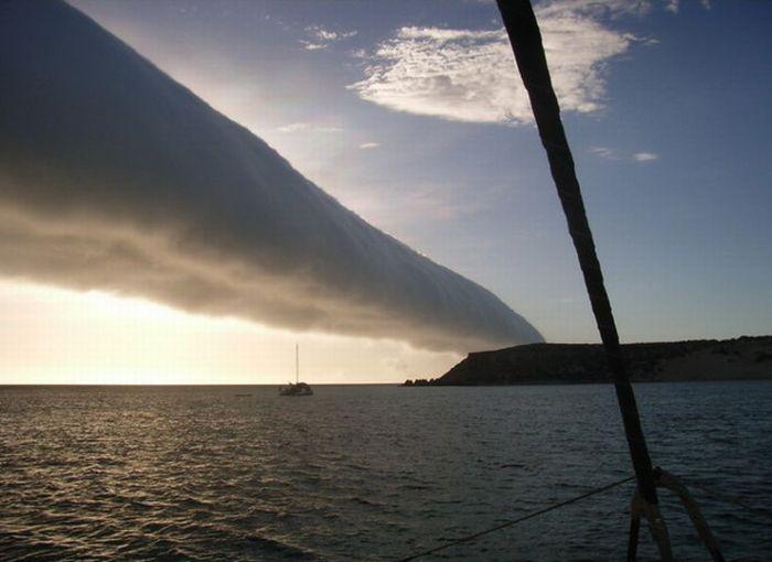 Beautiful Morning Glory Clouds (11 pics)