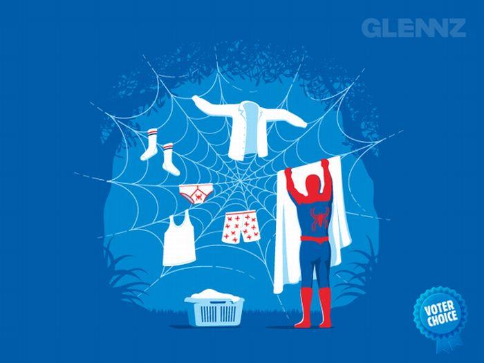 Funny T-Shirt Designs (75 pics)