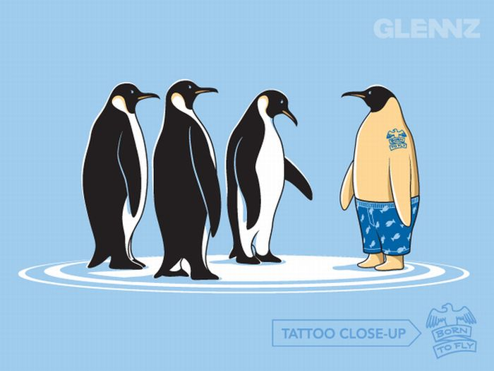 Funny T-Shirt Designs (75 pics)