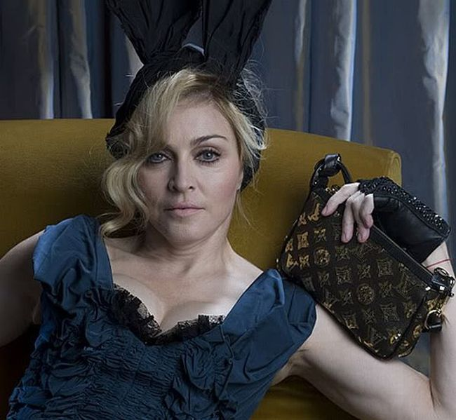 Madonna for Louis Vuitton UNRETOUCHED (5 pics)