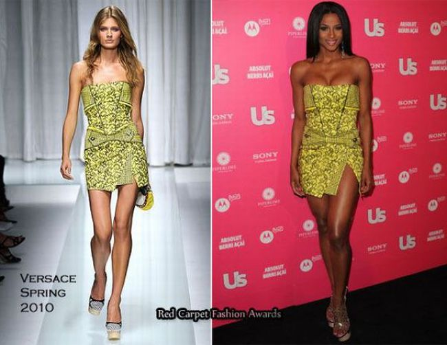 Models vs Celebrities (52 pics)