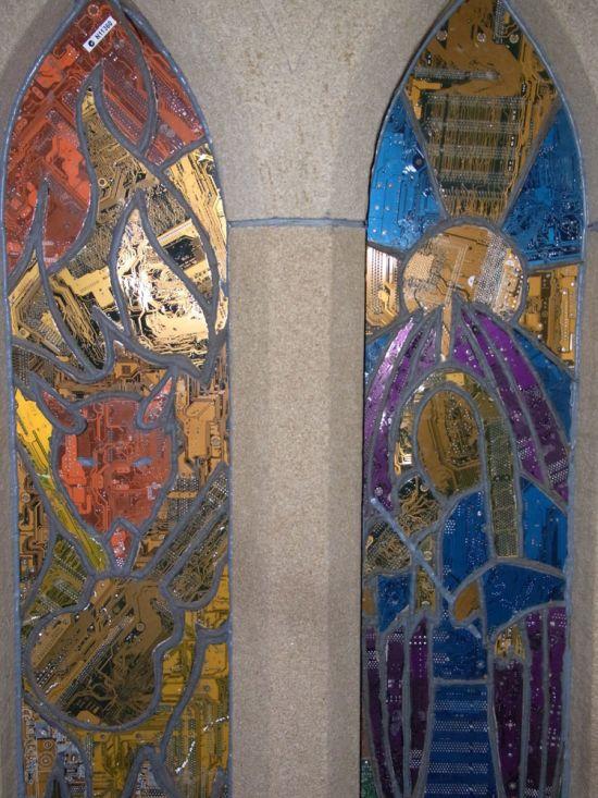 Motherboard Window (5 pics)