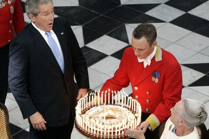 The Funniest George W Bush Photos (38 pics)