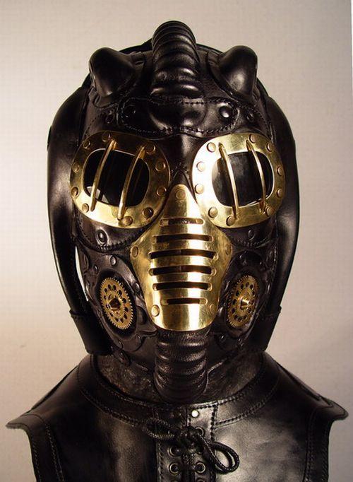 Weird Masks (35 pics)