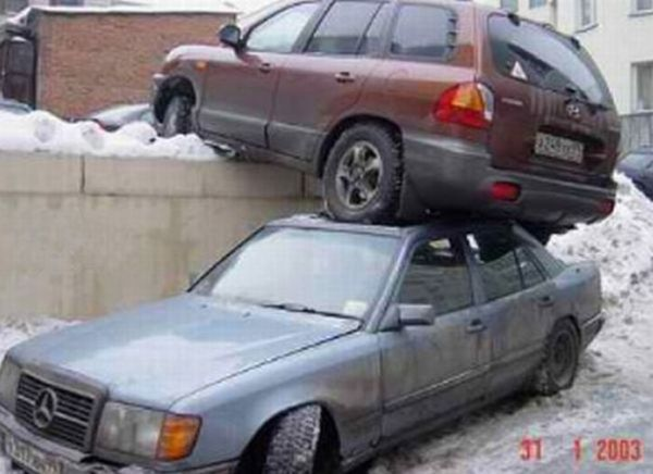 Epic Fail Parking (22 pics)