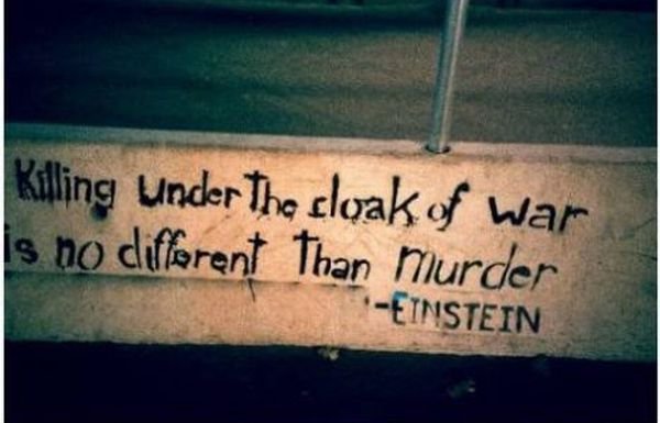 Thought Provoking Graffiti (25 pics)