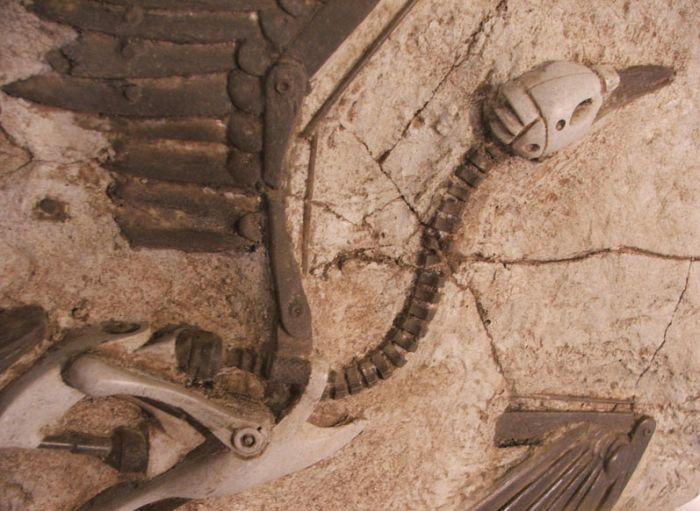 Creatures of the Mechazoic Era (11 pics)