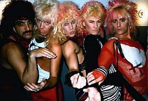 Funny Glam Rock Bands (25 pics)