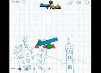 Doodle Physics