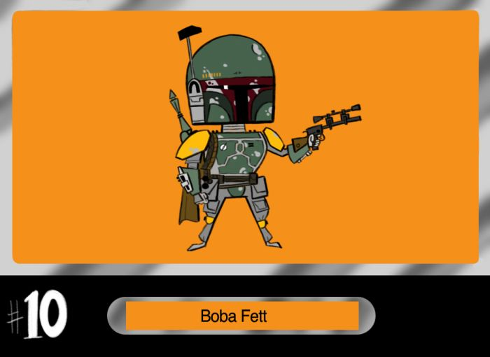 Star Wars Characters Designed by Ben Balisteri (30 pics)
