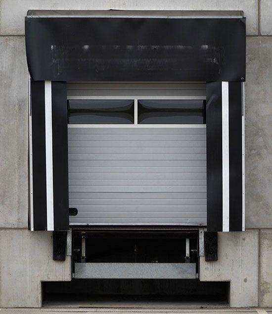 Doors That Look Like Robot Heads (9 pics)