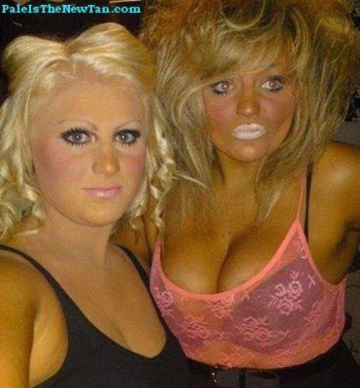 Tan Disasters. Part 2 (69 pics)