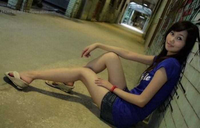 Asian Girls with Long Legs (20 pics)